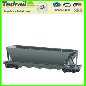 Weight-Bearing and Sustainable Hopper Car pictures & photos