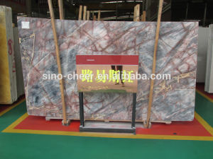 Lewis Red Marble Tiles and Honed Slabs for Hosehold pictures & photos