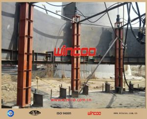 Hydraulic Jacking for Tank/Hydraulic Lifter for Tank pictures & photos