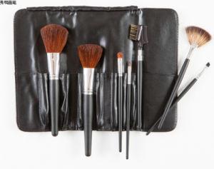 7PCS/Set Wool Hair Makeup Cosmetic Make up Brush Set pictures & photos