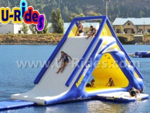 air tight inflatable water slide water game pictures & photos