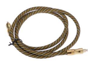 1.5m Digital Optical Fiber Audio Cable Od6.0mm Od60-E pictures & photos