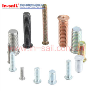 ISO13918 Carbon Steel Threaded Welding Studs pictures & photos