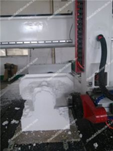 CNC Tool Change Machine Automatic Carving Equipment for Prototypes pictures & photos
