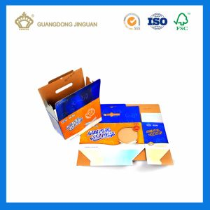 Professional Custom Printed Corrugated Cardboard Packaging Box (Cardboard Shipping Box) pictures & photos