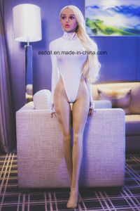 Ce Certification 158cm Real Skin Lifelike Adult Sex Product pictures & photos