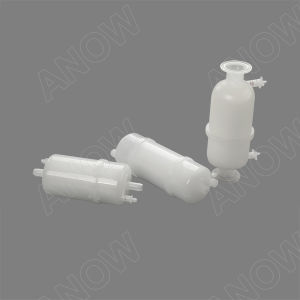 Anow Screw Thread Capsule Filter Element for Biopharmaceutical Filtration pictures & photos