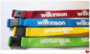 Wholesales Customed Logo High Quality Lanyard (YB-HR-22) pictures & photos