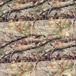 Kingtop New Arrival Camouflage and Tree PVA Printable Water Transfer Printing Hydrographic Film for Hydro Dipping with 0.5m Wide Wdf1123 pictures & photos