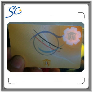 Invisible Hidden UV Printing Plastic Card pictures & photos