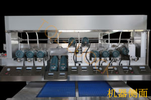 Tql2500 Straight Line Double Edging Machine pictures & photos