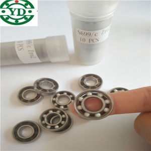 Stainless Steel Bearing Ring with Ceramic Bearing Ball Bearing S699 S608 S699 R188 pictures & photos