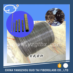 Basalt Fiber Bfrp Composite Rebar for Engineering pictures & photos