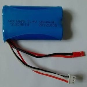 Cars Boats Lithium Polymer Hm -Capacity Lithium Battery 7.4V 18650 1500 pictures & photos