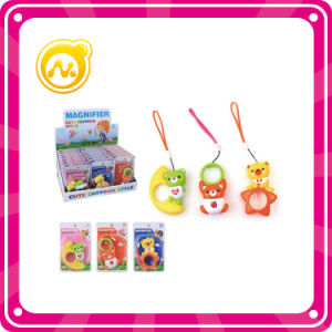 Magnifying Glass Toy with 3 Style Sun, Star and Moon