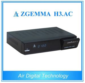 Mexico ATSC and DVB S/S2 Zgemma H3. AC New Product pictures & photos