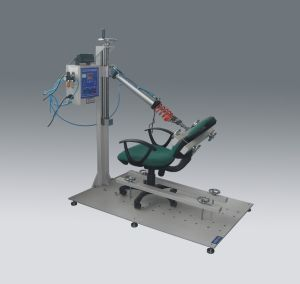Automatic Office Equipment Office Chair Backrest Tester Machine pictures & photos