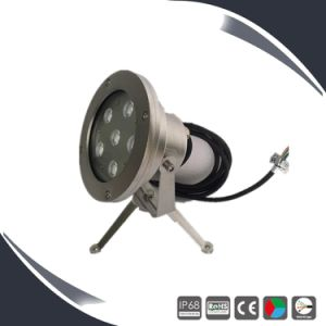 6X3w IP68 LED Fountain Light, Underwater Light, Projection Light pictures & photos