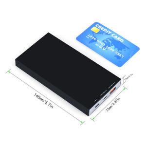 Portable 8800mAh Dual USB Power Bank Portable Mobile Phone Charger pictures & photos