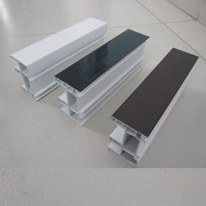Supplier of Good Quality UPVC Window Profile Plastic Profile pictures & photos