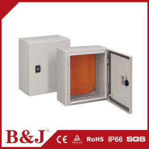 IP66 Waterproof Metal Steel Electrical Enclosure pictures & photos