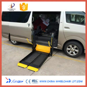 Wheelchair Elevator for The Disabled on Wheelchair pictures & photos