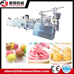 Full Automatic Servo Control Lollipop Machine pictures & photos