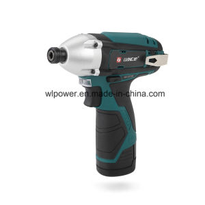 12V Cordless Impact Driver Lithium Power Tool pictures & photos