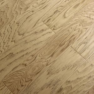 Hickory Wood Engineer Wood Flooring Wholesale pictures & photos