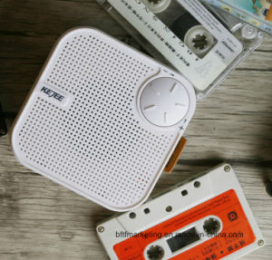 Mini Wooden Stereo Wireless Speaker pictures & photos
