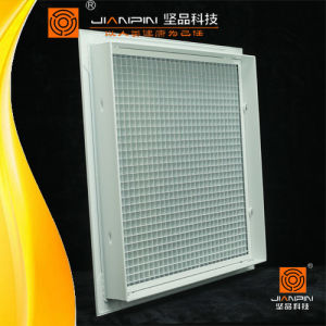 Whosale Aluminium Loose Core Eggcrate Grille with Filter pictures & photos