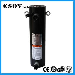 High Quality Double Acting Hydraulic Cylinder pictures & photos