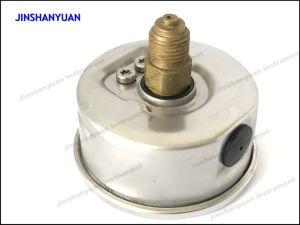 Og-015 Wika Type Pressure Gauge/Brass Thread Pressure Gauge/Oil Manometer pictures & photos