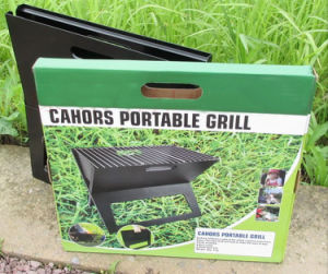 Customize Outdoor Camping Portable BBQ Grill Equipment pictures & photos