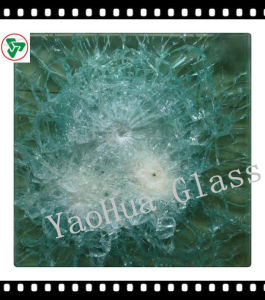Bullet Resistant Glass, Clear/Tempered Laminated Glass pictures & photos