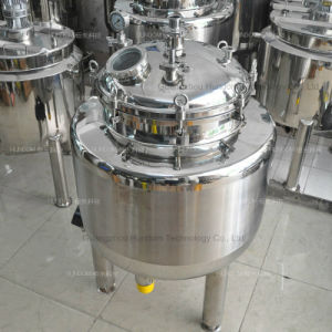 Stainless Steel Magnetic Stirring Tank with Magnetic Agitator for Medicine pictures & photos