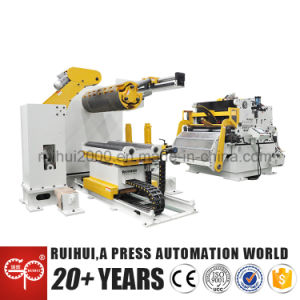 Automatic Machine Straightener Feeder with Nc Servo Feeder Use in Hardware Manufacturers pictures & photos