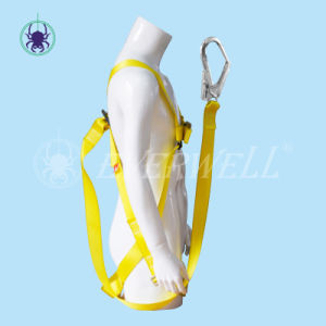 Full Body Harness with One-Point Fixed Mode and Three Adjustment Points (EW0110H) -Set4 pictures & photos