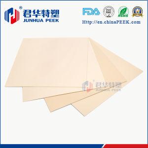 Wear-Resistant Peek Plate, Peek Sheet pictures & photos