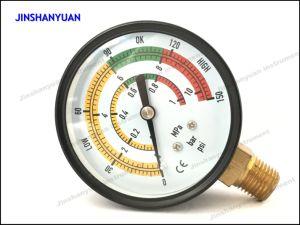 Gpg-008 Gas Pressure Gauge-Air Pressure Gauge/Economic Pressure Gauge pictures & photos
