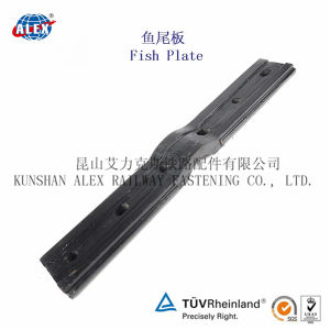 Rail Joggle Fishplate for Railway pictures & photos