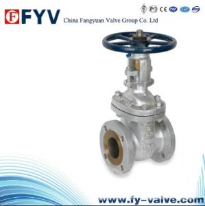 Metal Seated Stainless Steel Knife Gate Valve pictures & photos