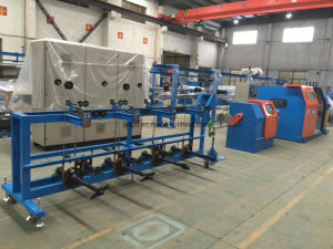 FC-1250 Electrical Cable Wire Frame Type Single Twister Buncher Strander Twisting Machine pictures & photos