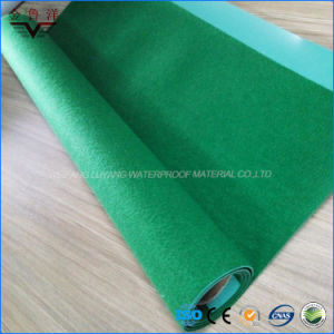 Polyester Reinforced PVC Waterproof Membrane for Planted Roof pictures & photos
