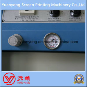 Semi-Auto Silk Label Printer Machine for One Color Printing pictures & photos