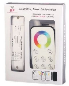RGB Controller with Remote Control Hl-T3+R3 for LED Strip pictures & photos