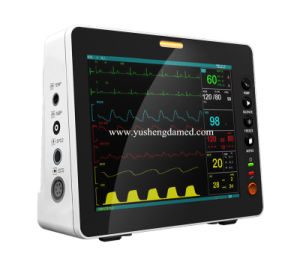 New Product Portable Hospital Medical Equipment Patient Monitor pictures & photos
