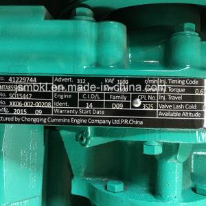 300kw/375kVA Power Generator with Cummins Diesel Engine pictures & photos