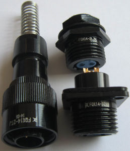 Fqx14 Series Water Proof IP68 Size Connectors pictures & photos