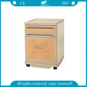 AG-Bc008 Bedside Cabinet Hospital ABS Over Bed Cabinet pictures & photos